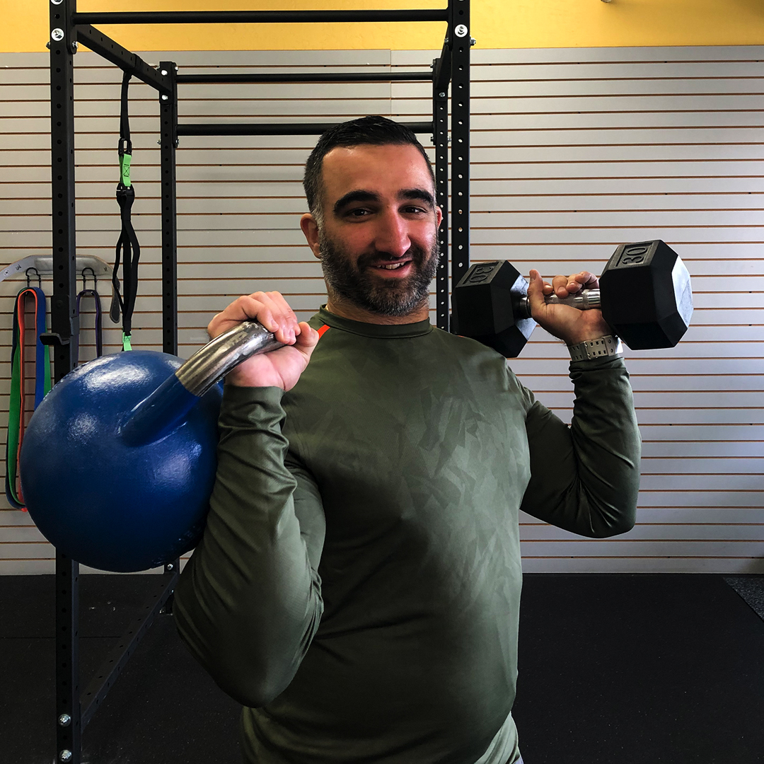 Roger Pries Beast Fitness San Jose